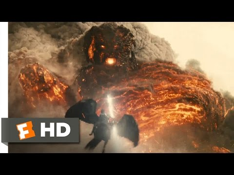 Wrath of the Titans - The Battle With Kronos Scene (10/10) | Movieclips