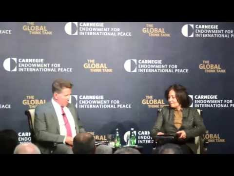Building Peace in Libya: A Conversation with Wafa Bugaighis