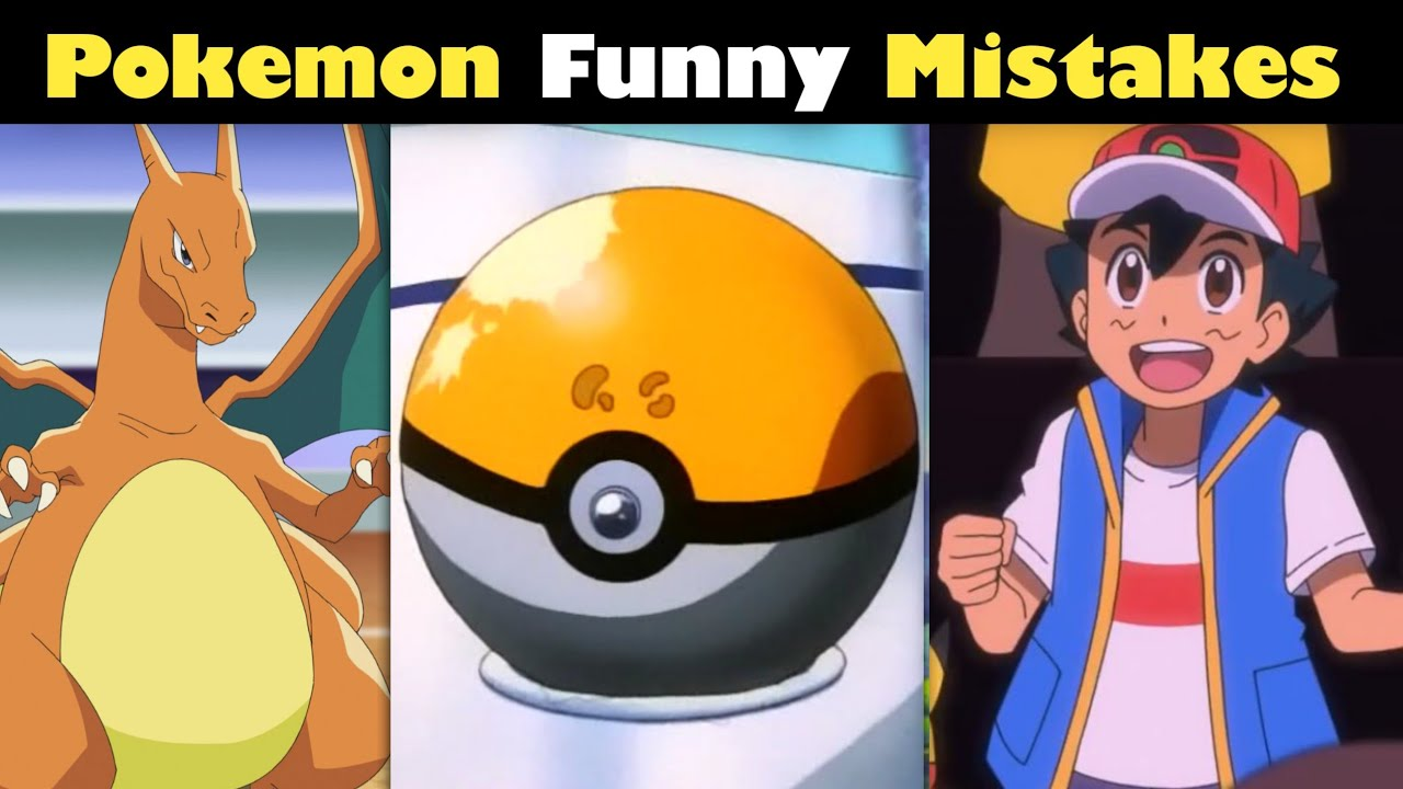 Mistakes in Pokemon anime || Funny Pokemon mistake || Sword and shield mistake | Mistakes in hindi
