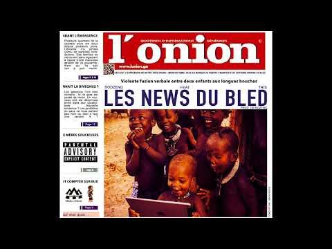 Rodzeng & Tris - Les News Du Bled (Official Audio)