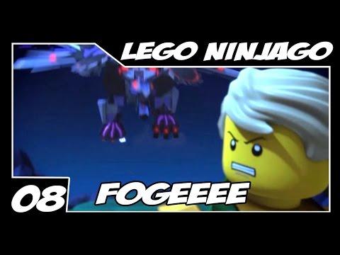 LEGO: Ninjago Nindroids - PSVITA - Parte 8 - Dragão!!!!  [Legendado PT-BR]