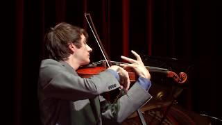Kennedy Center Millennium Stage; Gliere, Zimbalist
