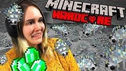 Yritin etsiä TIMANTTIA sen sijaan sainkin SOKERITOUKKIA! (Minecraft Hardcore)