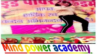 This video is provided by mind power spoken academy