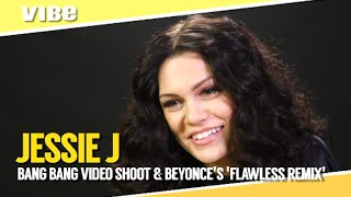 Jessie J Discusses