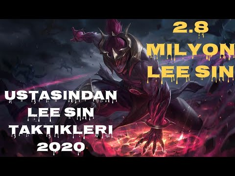LEE SIN MONTAGE 2021 - PERFECT