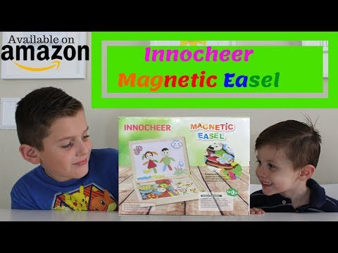 innocheer-magnetic-easel-a-learning-and-educational-toy-for-kids
