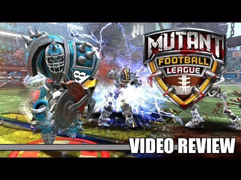 Review: Mutant Football League (Steam) - Defunct Games