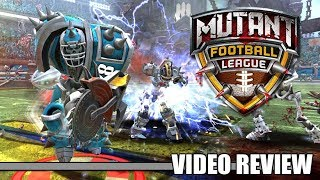 Review: Mutant Football League (Steam) - Defunct Games