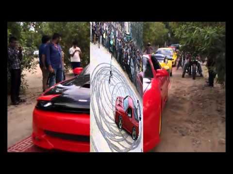 Drifting in Karachi (Watch in HD Mode)