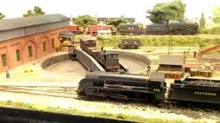 Basingstoke Model Railway Show 2014