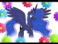 ♥♥♥ Princess Luna / Dress Up Games ♥ Friendship Is Magic♥ ♥♥