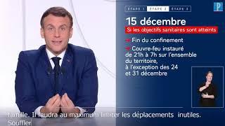 Allègement du confinement :  le discours d'Emmanuel Macron en intégralité