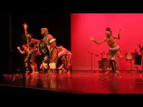 Step Afrika! dance ensamble