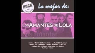 Lo mejor de LOS AMANTES DE LOLA (disco completo)