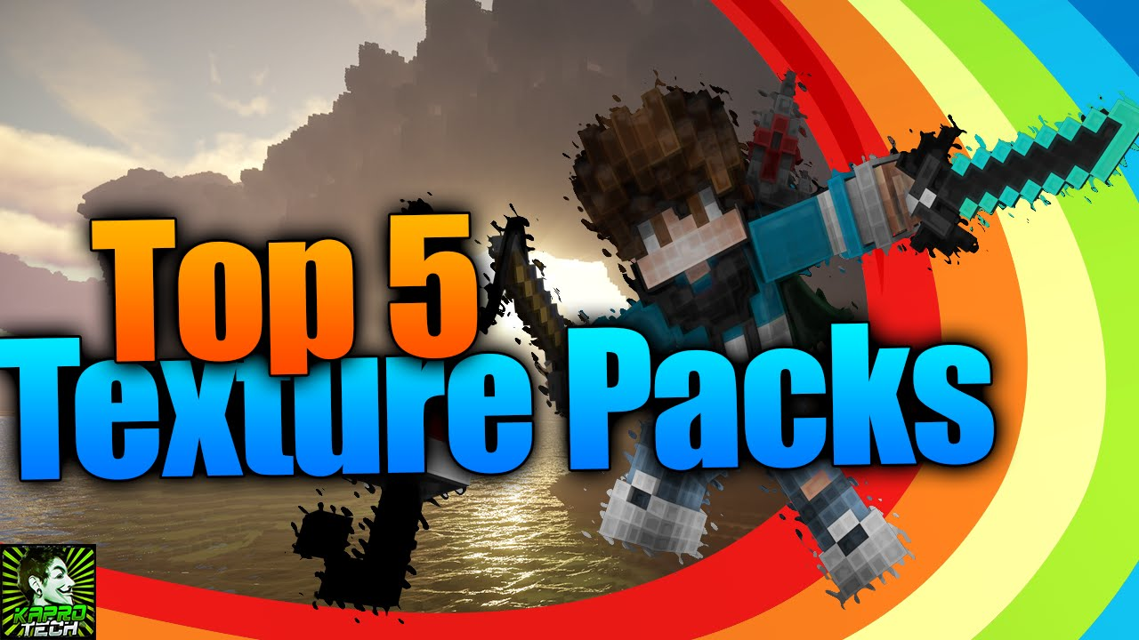 Top 5 Texture Packs Pvp Uhc Pot Pvp Minecraft 1 7