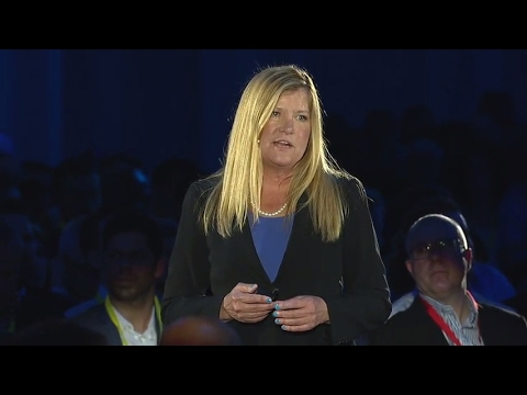Part 1: Welcome & Corporate Overview — Salesforce World Tour London 2016