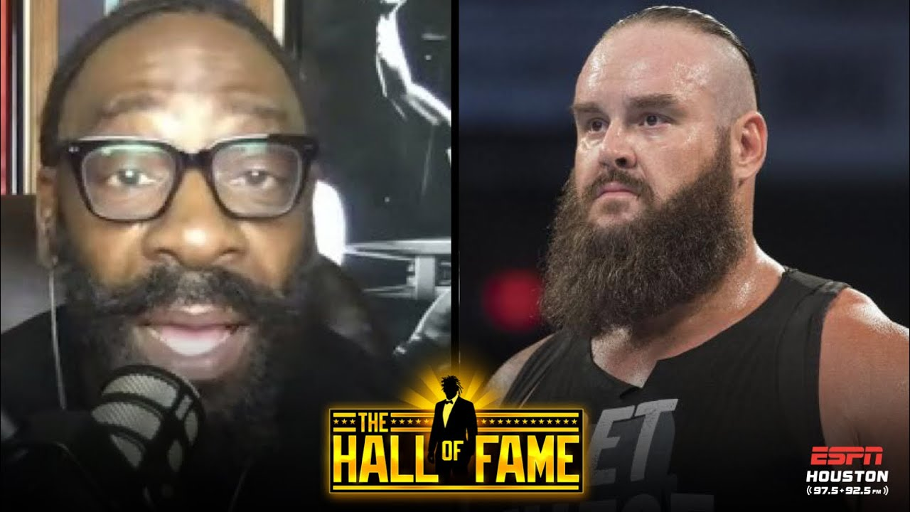 Booker T On Why Braun Strowman Would Not Fit In AEW