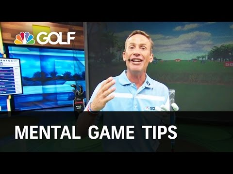 Mental Game Tips with Michael Breed   Golf Channel