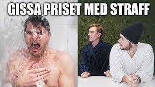 GISSA PRISET MED STRAFF.