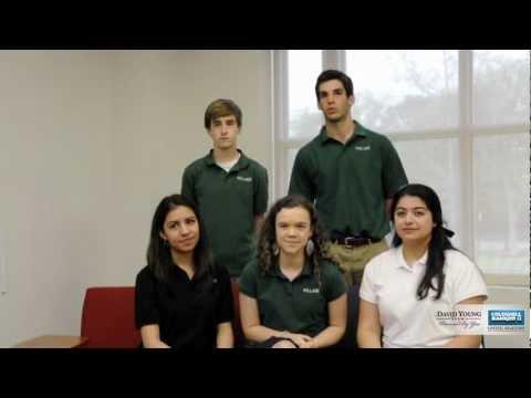 The Village School : High School Students Interview