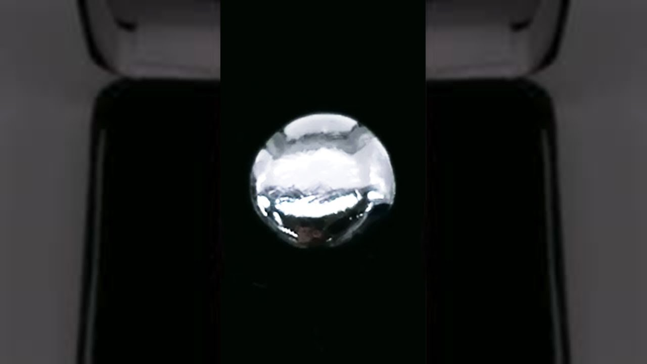This is the world's densest element (Osmium)
