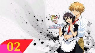 Kaichou Wa Maid Sama! Episode 2 English Dub