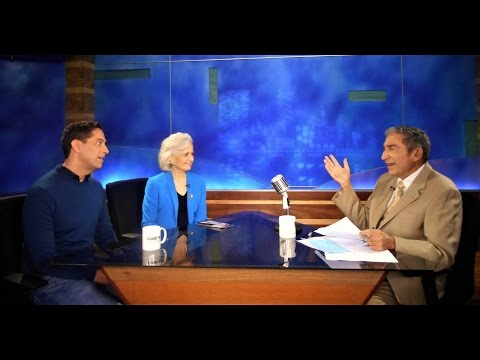 Straight Talk TV Show: Caryn Desai & Scott Dreier