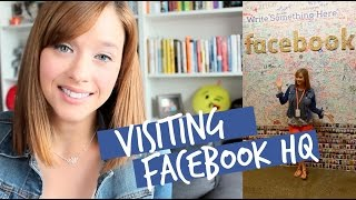 VISITING FACEBOOK HQ | nyc part 1