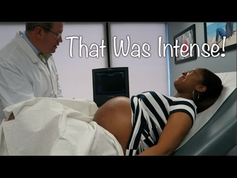 That Was Intense! - 40-Week Pregnancy Vlog // 8.21.15
