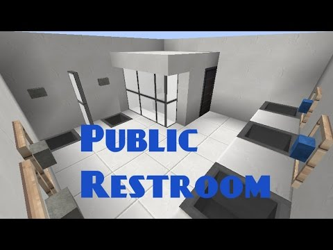 MCPC How To Make A Public Restroom