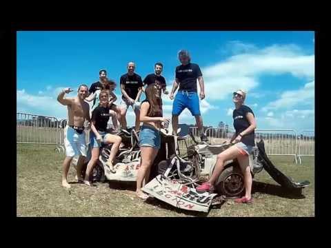 LEGION RUN Thessaloniki TopFitness Team [HD] - Music Covered