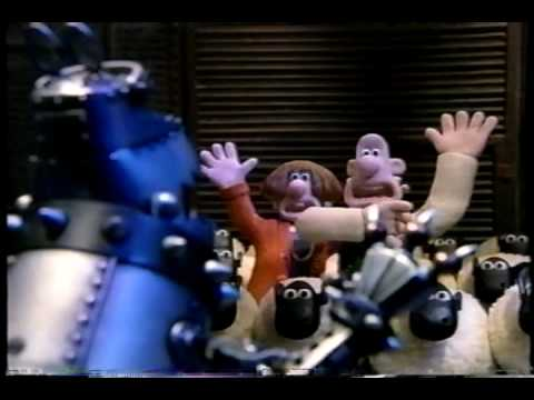 Cartoon Network's Cartoon Theatre: Wallace and Gromit and Powerhouse Bumper