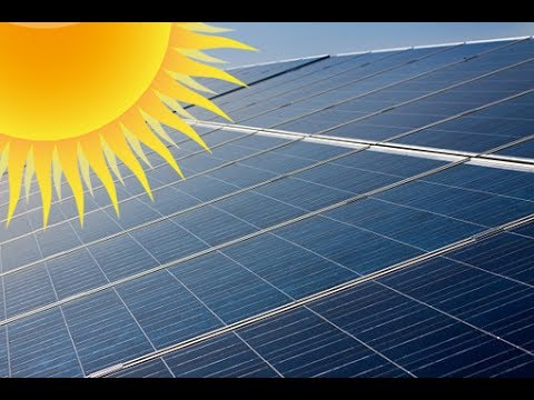 Solar Power Becomes the Cheapest Source for New Energy