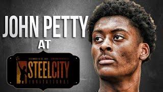 Super Sophomore  John Petty @ The Steel City Invitational