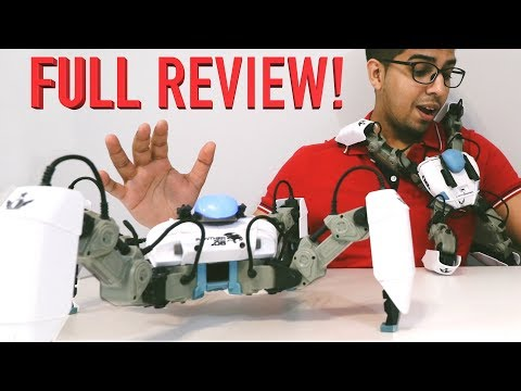 UNBOXING & LETS PLAY! - MekaMon ROBOT - Next Level Robotics, Gaming and AR - FULL REVIEW!