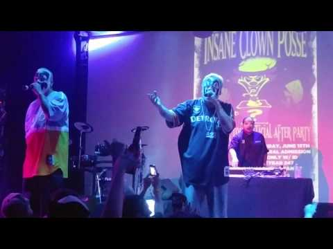 Insane Clown Posse - Play With Me (Live)