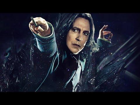 תיאורית הארי פוטר מטורפת ! מה קרה לסוורוס סנייפ ?!