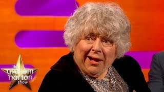 Miriam Margolyes INSANE £13 Million Cocaine Drug Bust Story | The Graham Norton Show