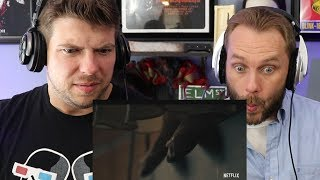 THE HAUNTING OF HILL HOUSE TRAILER REACTION