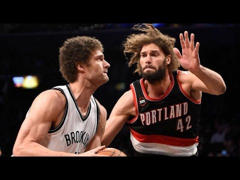 Brook & Robin Lopez - The Twin Towers