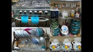 Kitchen tour | kitchen organization | indian kitchen tour