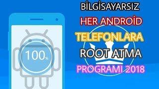 Android Telefonlara Root Atma Programı Çok Kolay