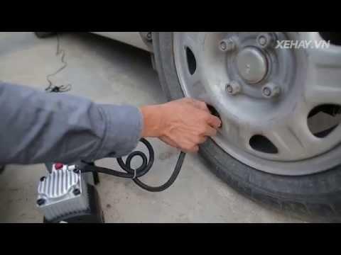 [XEHAY.VN] Không lo xịt lốp cùng trợ thủ đắc lực Life Pro L636 & L637