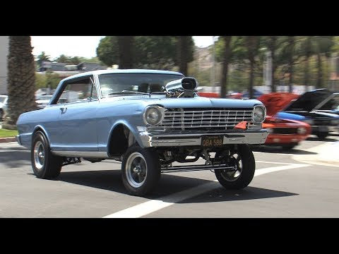 2018 Show and Go Car Cruise Riverside