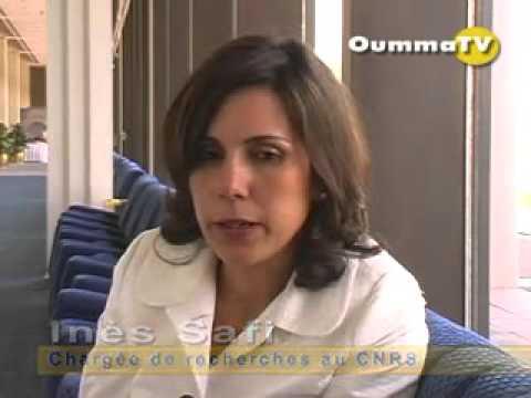Inés Safi - Physique quantique et spiritualité   perspectives de perplexité 25 avril 2010 OummaTV