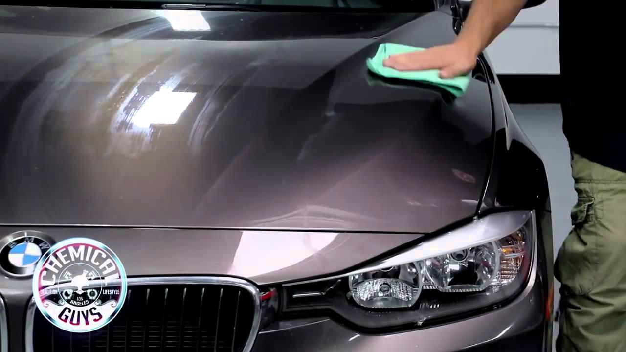chemical guys detailing car care ecosmart waterless car wash youtube. Black Bedroom Furniture Sets. Home Design Ideas