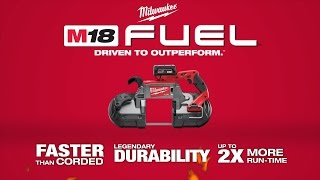 Milwaukee® M18 Fuel™ Deep Cut Band Saw