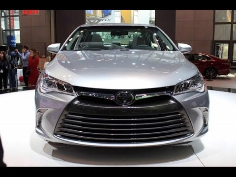 2017 Toyota Camry Hybrid Redesign And Changes Specs