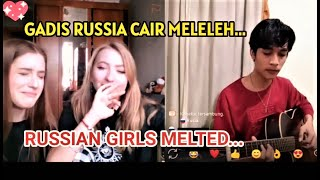 Dixzy - Alina & Lili - Gadis Russia cair meleleh... Russian girls melted
